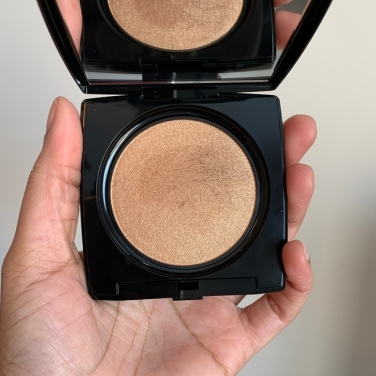 Lancome Dual Finish Highlighter Dazzling Bronze Dark Skin