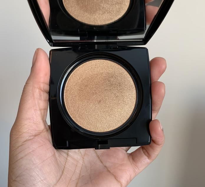 Lancome Dual Finish Highlighter Dazzling Bronze Dark Skin