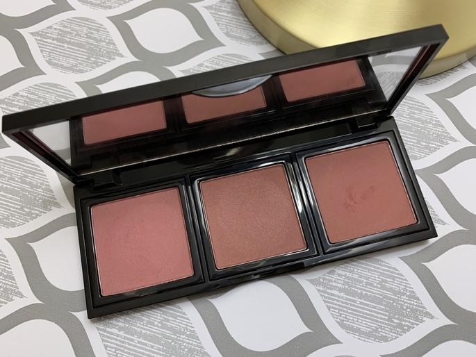 Bobbi Brown Blush in shades rose, slopes and tawny