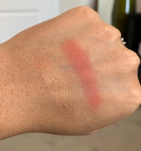 colourpop supershock highlight dr facilier supershock cheek yes she did swatches on medium dark skin Top 3 Drugstore Blushes under $10