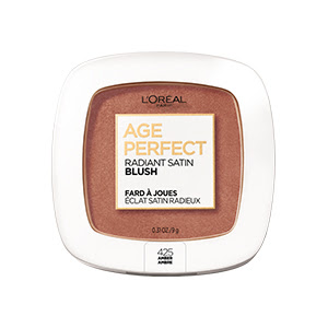 L'oreal Age Perfect Radiant Satin Blush (425 Amber)