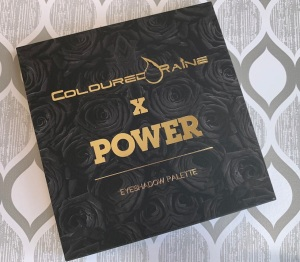 Coloured Raine x Power Collection Eyeshadow Palette