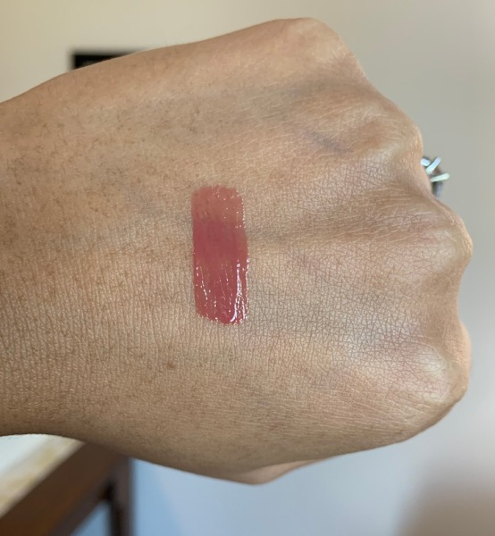 Givenchy Le Rose Perfecto Liquid Balm 14 Nude Soul Swatch