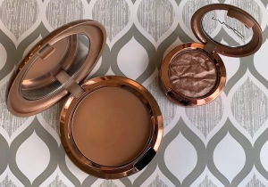 Mac Bronzing Powder Totally Taupleless and Foiled Shadow Sand Tropez