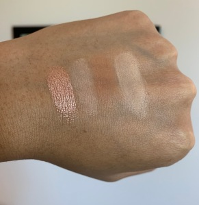 Maybelline Nudes of New York Palette Review and Swatches on Medium Dark Skin