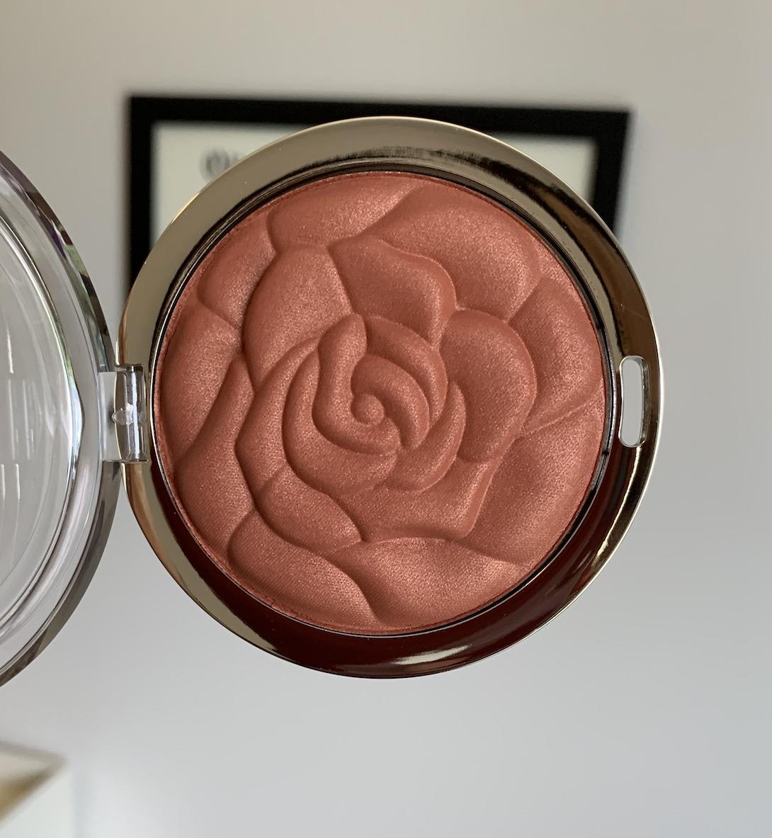 Milani Rose Powder Blush in Spiced Rose Swatch