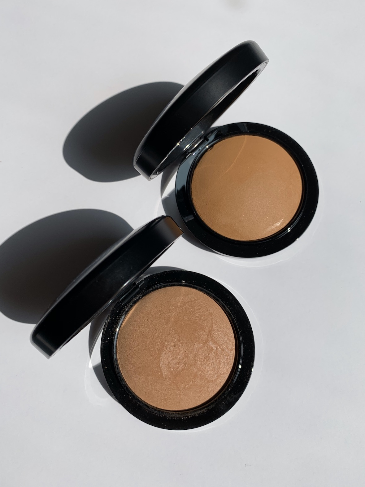 MAC Mineralize Skinfinish Natural Powder Medium Deep and Dark