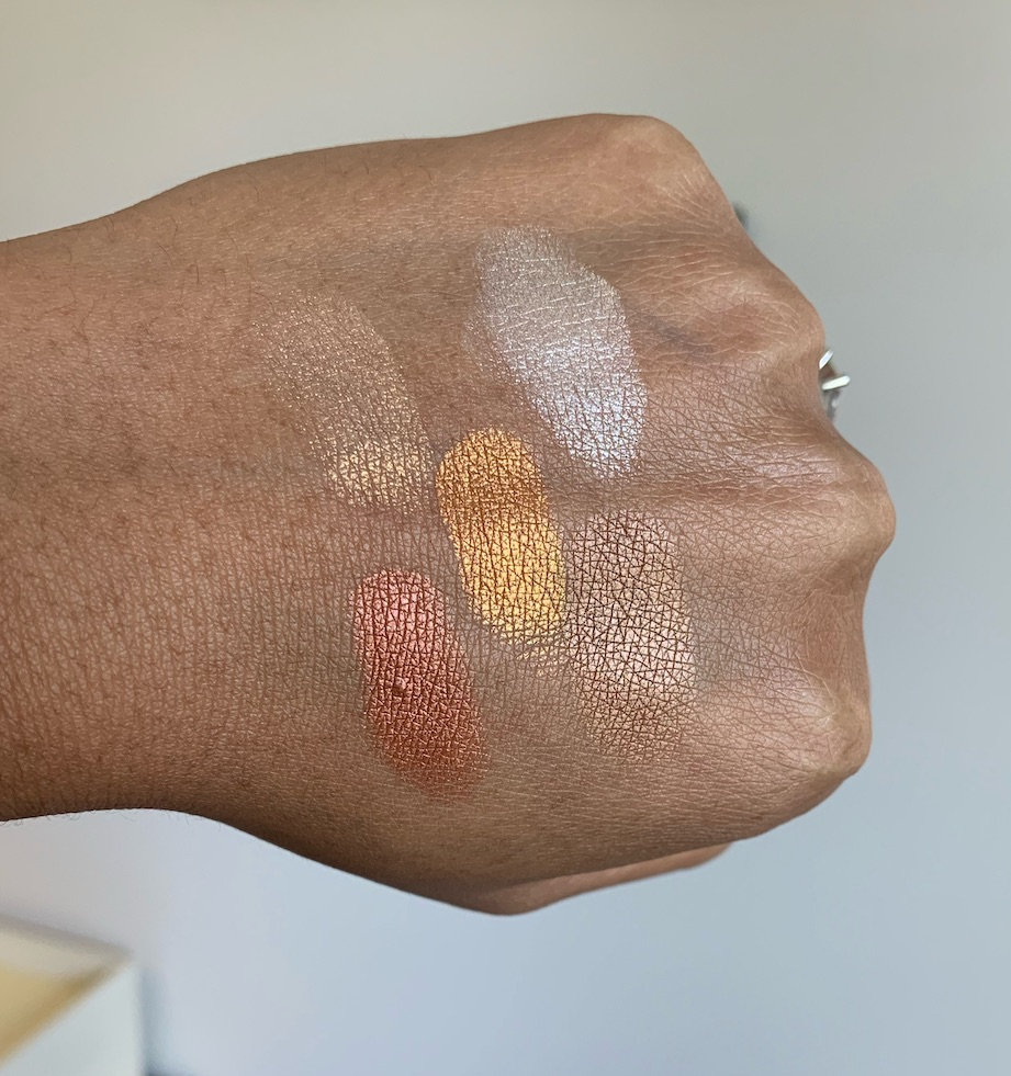 Dior Sienna Swatches (limited edition)