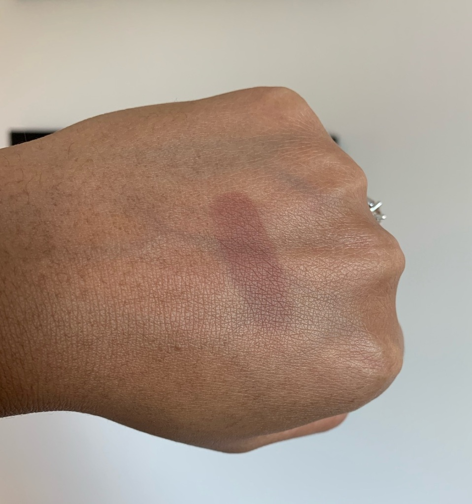 Lancome Color Design Eyeshadow in Canyon Swatch