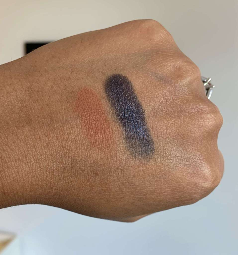 MUFE Artist Color Eye Shadows M705 ME224 Swatches
