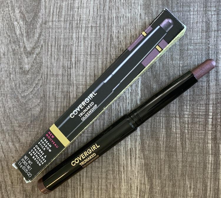 Covergirl trunaked queenship cream shadow stick 960 unruly medium dark skin swatch