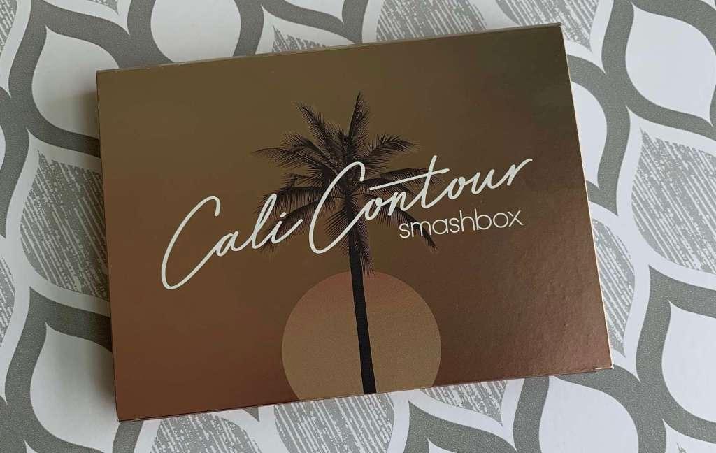 Smashbox Cali Contour Medium-Dark Palette swatch dark skin