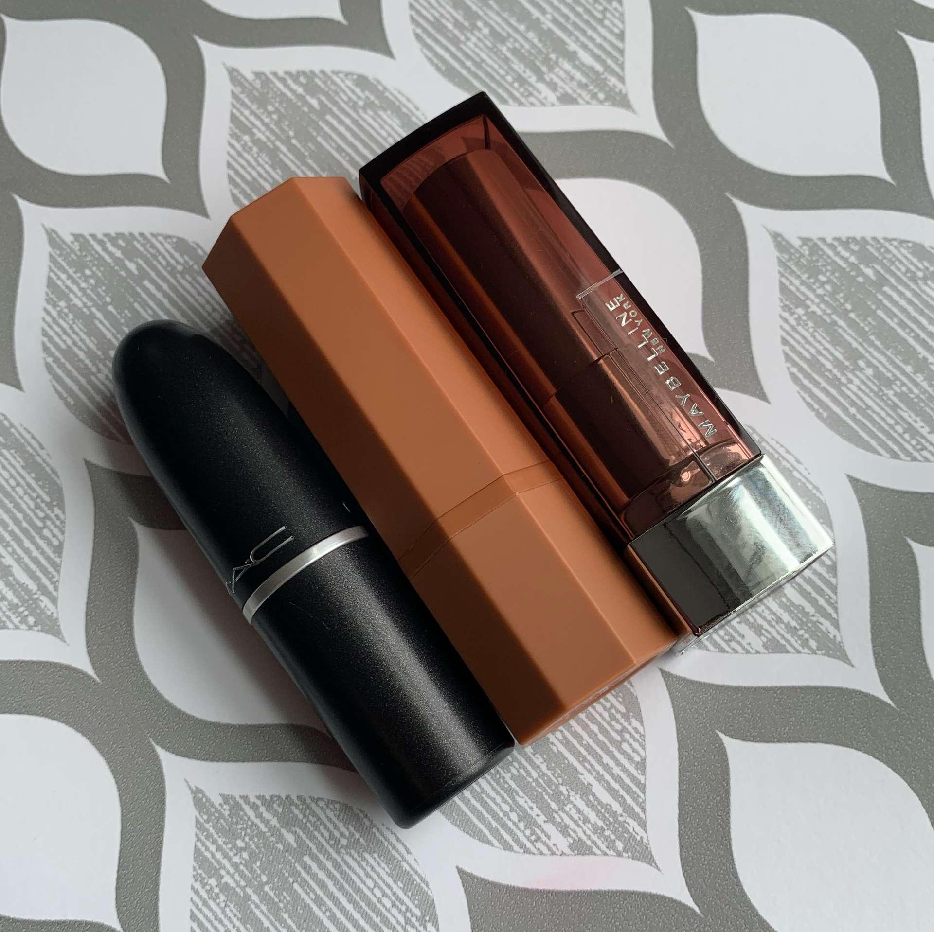 Propa Beauty Luminous Satin Lipstick Swatches