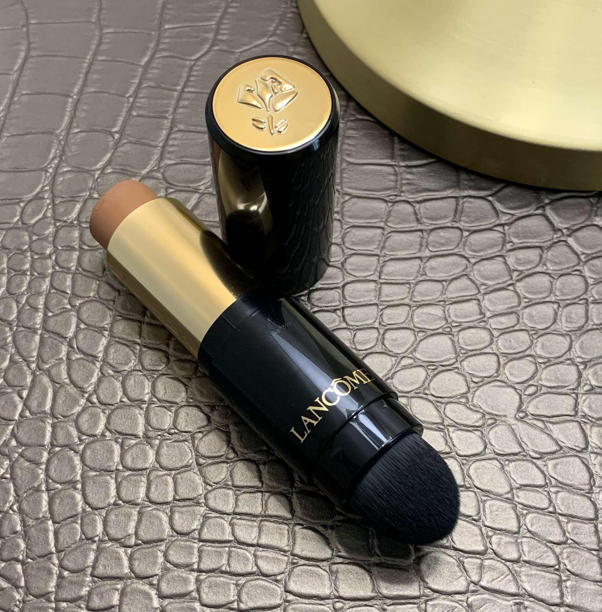 Lancome Teint Idole Ultra Wear Foundation Stick 450 Suede Neutral Swatch