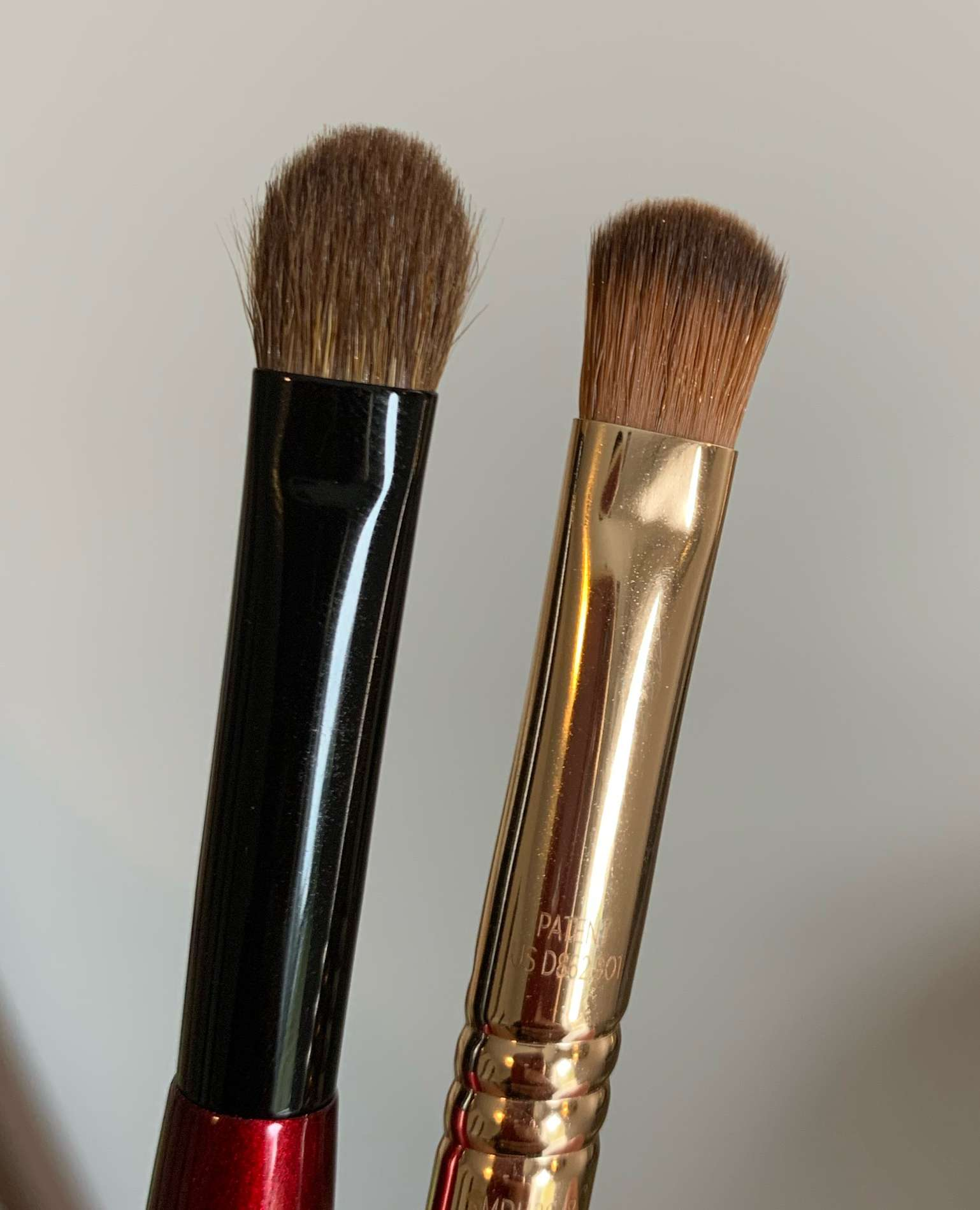 Sonia G Builder Pro Brush (left) and Sigma E54 (right) Review